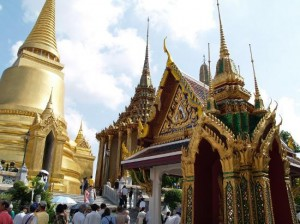 holiday in thailand