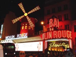 Moulin Rouge cabarets