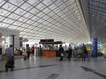 airport strike
