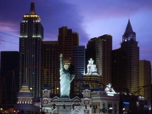vacation in New York