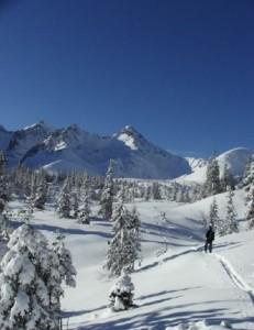 Low Tatras mountain