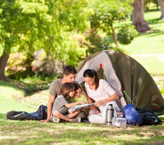 Ideas when camping
