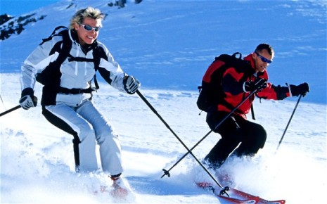 ski holiday