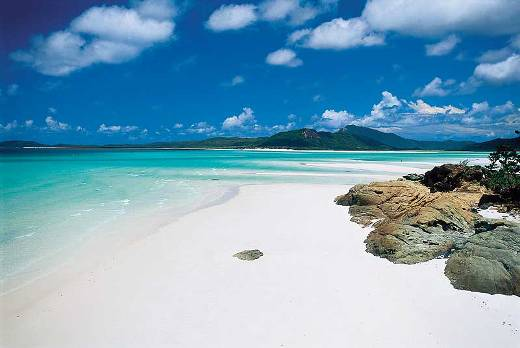 The Whitsunday Islands In Australia The Travel Masters