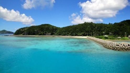 sea in Japan