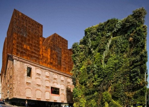 CaixaForum Vertical Garden
