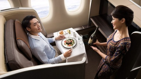 travel in first class