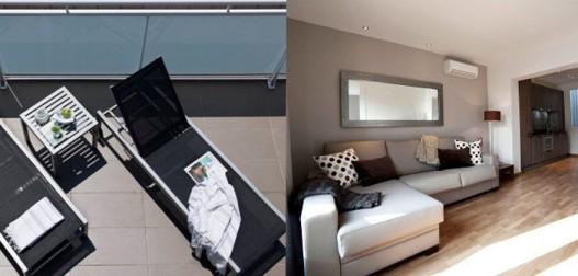 choosing apartments in barcelona