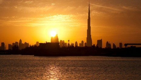 dream vacation to Dubai