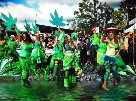 Mardi Gras nimbin