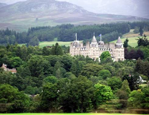 holiday in scotland