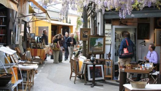 Saint-Ouen flea market