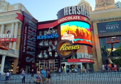 Why Chocolate Lovers Need to Visit Hershey's Chocolate World Las Vegas