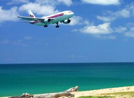 first airplane trip
