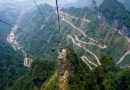 China: The Gates of Paradise at Mount Tianmen
