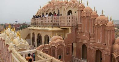 India itineraries: The tour of Rajasthan