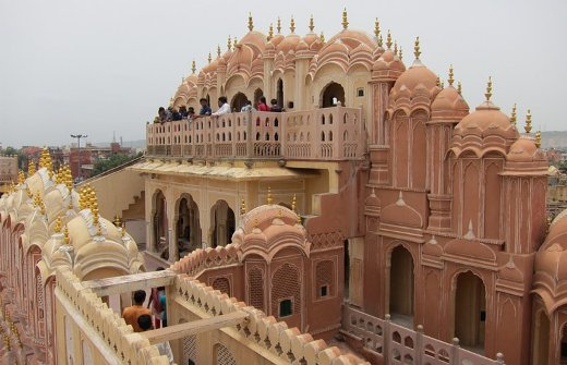tour of Rajasthan