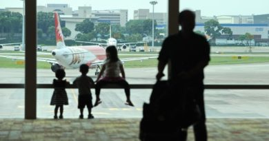 air travel with children