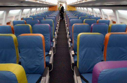 usa airplane seats