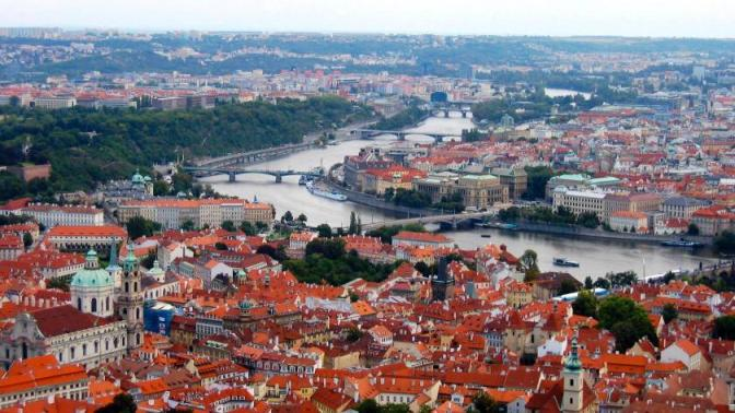 Dream Trip To Prague The City Of Legends