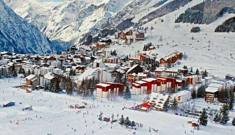 Ski Resorts in France